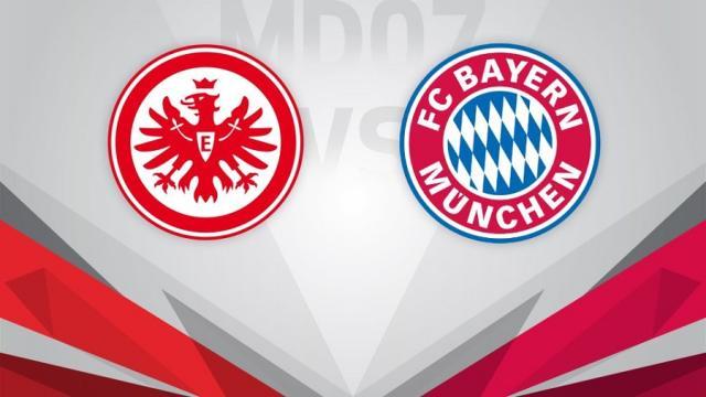 La final de la Copa DFB: Frankfurt resulto victorioso ante el Bayern