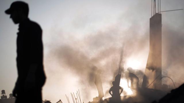 Israel no se responsabilizará por las muertes palestinas