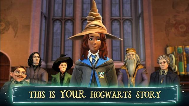 ¿El misterio de Hogwarts para agregar citas en el año 4?