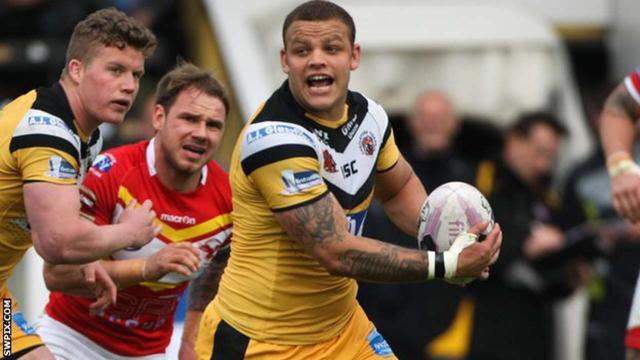 Castleford were superb in beating reigning champions Leeds
