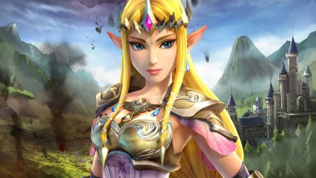 El juego Zelda más loco de la historia.