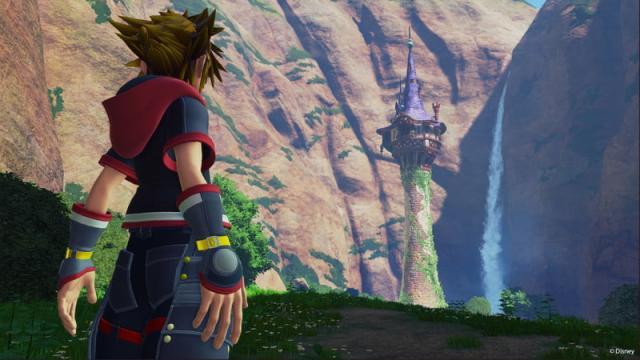 'Kingdom Hearts 3' ¡Nuevo juego!