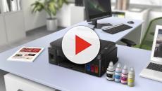 La nueva impresora compacta de Canon le permite imprimir fotos y pegatinas