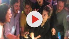 'L'Allieva 2': festa del cast dopo la conclusione delle riprese