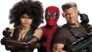 Marvel doble en la cima de las listas de cine alemanas: Deadpool 2