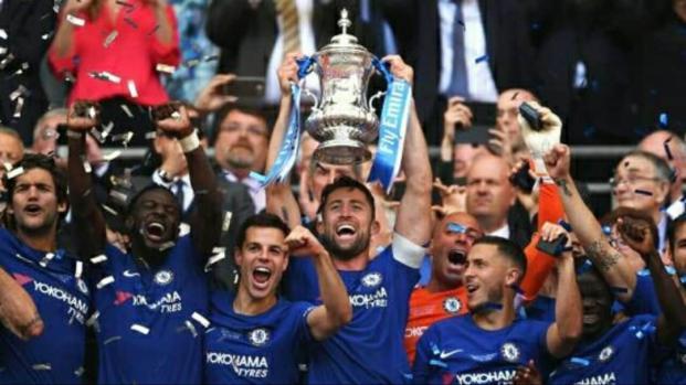 FA Cup 2018 : Chelsea se console face à Manchester United