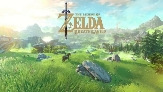 'Zelda: Breath of the Wild'', libro de arte se estrena en noviembre