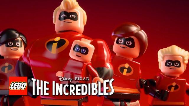 LEGO The Incredibles: En el Trailer incluye un impresionante Pixar EasterEgg