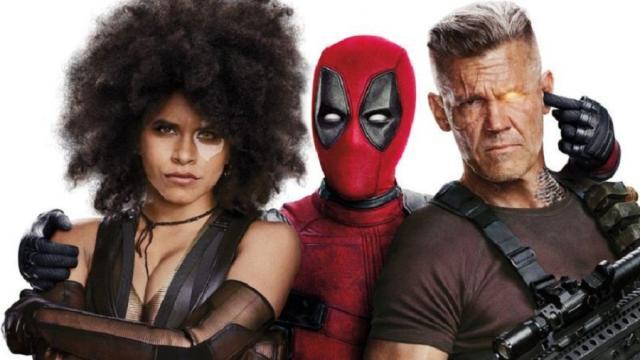 'Deadpool 2' Figuras de X-Men aparecen en la película