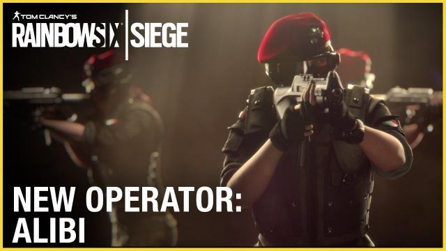 Lanzamiento de la actualización de Rainbow Six Siege Operation Para Bellum