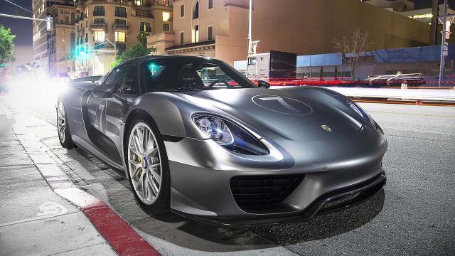 Porsche 918 Spyder sees yet another recall