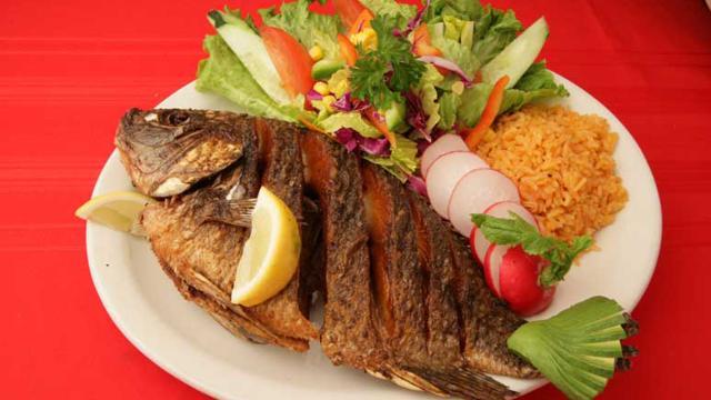 Cocinar con alimentos que contienen Omega 3