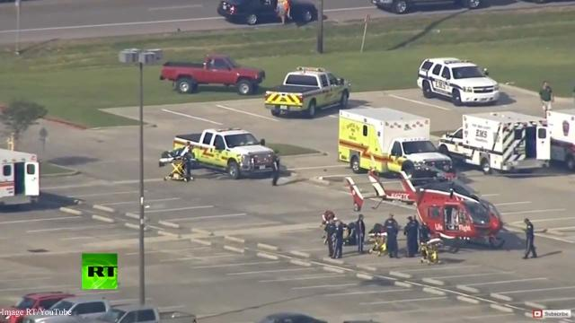 Survivor of the Sante Fe High School shooting incident expected it to happen