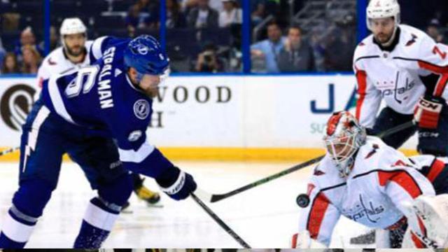 El Lightning embosca a Caps, con gran primer periodo para ganar juego 5 del Este