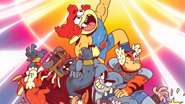 'ThunderCats Roar' diferente a la serie original: fanáticos no están contentos
