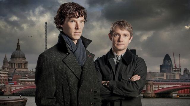 Sherlock Holmes: ¡La tercera entrega se lanzará en 2020!
