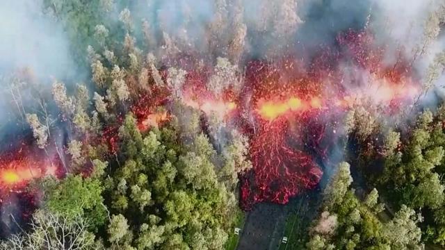 El Kilauea: una amenaza para Hawái
