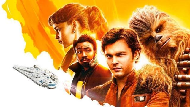 El joven Han Solo casi aparece en la venganza de los Sith