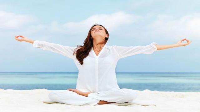 Tu consejo diario: Tómese un tiempo para meditar