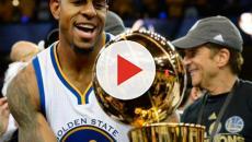 Playoff de NBA 2018: Andre Iguodala de los Guerreros es dudoso para el Juego 4