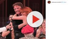 Ballando con le stelle: trionfa Cesare Bocci, struggente ballo con la moglie