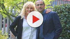 Carlo Conti e Antonella Clerici insieme per Fabrizio Frizzi, ecco il motivo