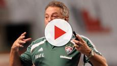 Fluminense se prepara para enfrentar a Chapecoense