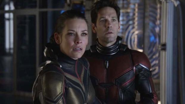 'Ant-Man and the Wasp' trailer features Paul Rudd and Evangeline Lilly