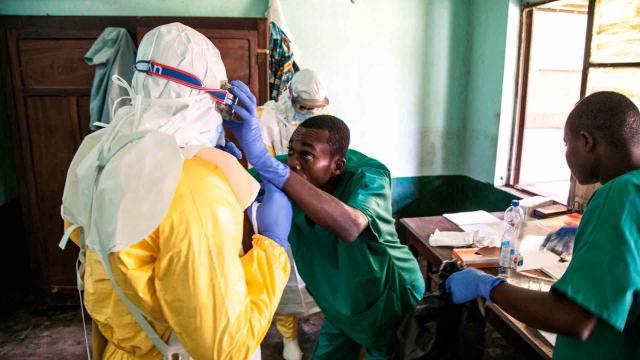 El nuevo brote aterroriza a las autoridades de salud pública