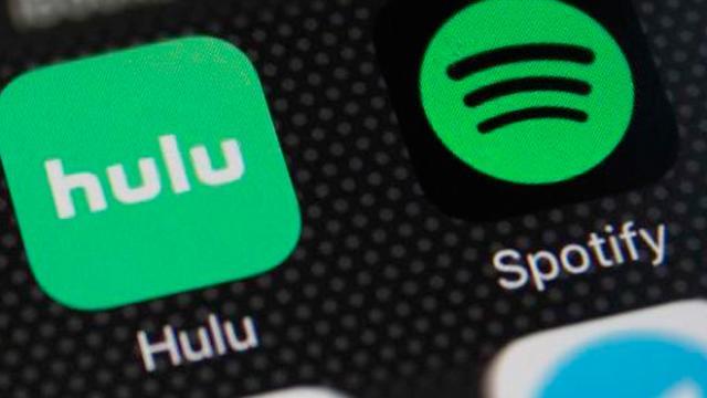 Spotify y Hulu presentan un plan de suscripción de $ 12.99 USD