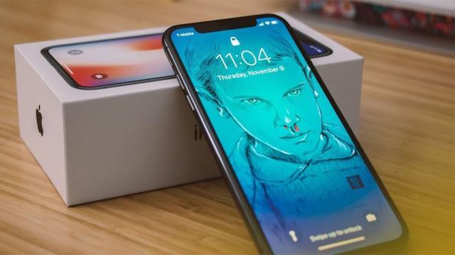iPhone X lideró las listas de ventas mundiales en marzo
