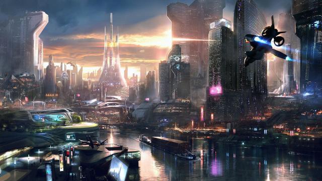 Entrevista con Syd Mead: El hombre que crea mundos de ciencia ficción