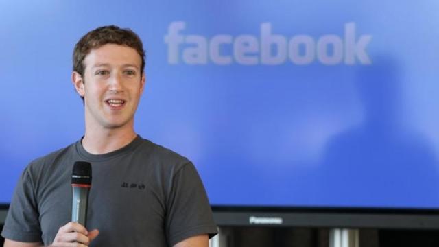 Mark Zuckerberg estará delante de la prensa para responder al parlamento europeo
