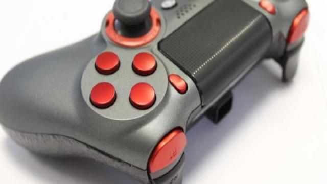 Scuf presenta un controlador PS4 increíblemente personalizable