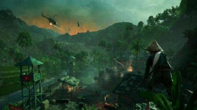 Fecha de lanzamiento para el primer DLC 'Hours of Darkness' en Far Cry 5