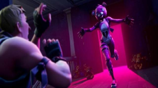 Fortnite: Lanzamiento de la mochila Eye of the Storm Early