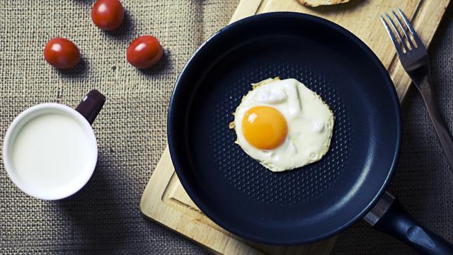 Un huevo al día hace que su hijo crezca más alto