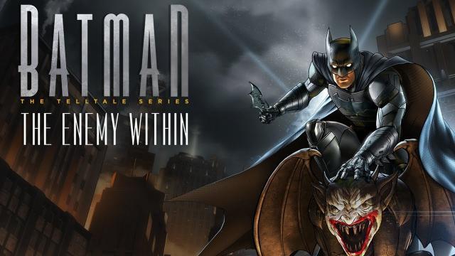 Batman: The Enemy Within puede ver una versión del Nintendo Switch