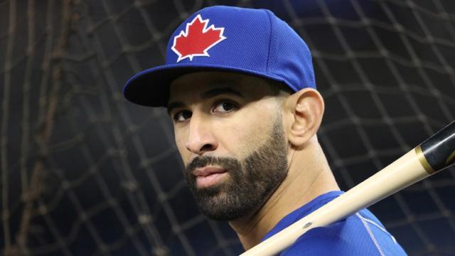 Los Mets están pensando contratar al jardinero Jose Bautista