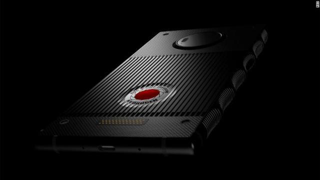 Hydrogen One: el primer teléfono inteligente con 3D llegará pronto