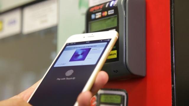'Apple Pay' después de haber sido esperado
