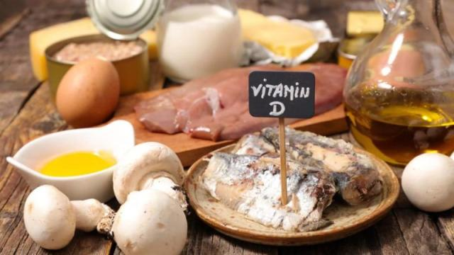 Fuentes alimenticias naturales de vitamina D