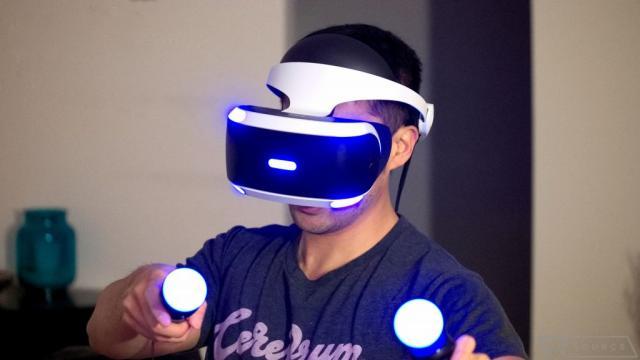 Sony reduce significativamente el precio de las gafas VR.