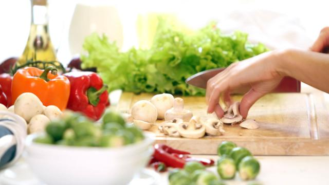 ¿Cómo puedo disfrutat de una dieta saludable?