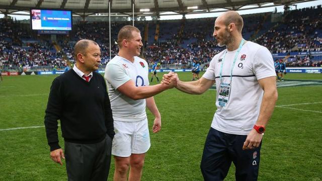 Paul Gustard nombra entrenador de defensa de Inglaterra como nuevo jefe