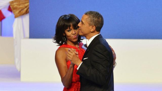 Barack y Michelle Obama en Netflix para reproducir películas y programas