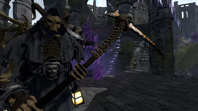 PvE-MMORPG Pantheon presenta 3 clases: Rogue, Ranger y Monk
