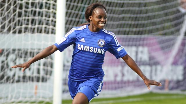 Eniola Aluko 'entusiasmada' por nuevo club después de 'frustración'