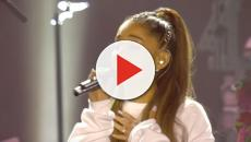Ariana Grande's message of love to Manchester