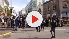 VÍDEO: Fuertes protestas en París contra reformas controvertidas